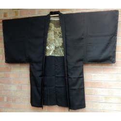 Haori with House and Landscape Pictures